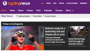 本場の情報を直接仕入れたいなら!英語の自転車WEBメディアをごそっと紹介。