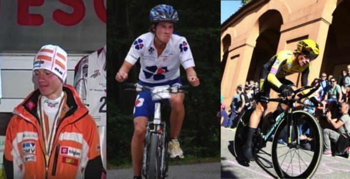 【絶好調ログリッチェ】なぜスキージャンパー少年は自転車ロードレーサーとなったのか